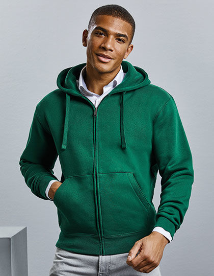 Authentic Zipped Hood   Russell
