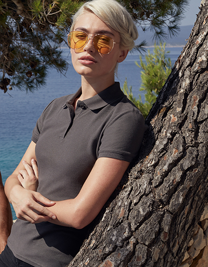 Premium Polo Lady-Fit | Fruit of the Loom