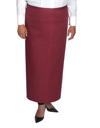 Bistro Apron XL with Front Pocket | Link Kitchen Wear