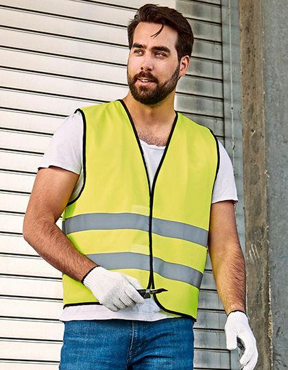 Safety Vest EN ISO 20471   Korntex