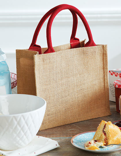 Jute Mini Gift Bag | Westford Mill
