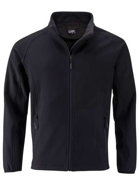 Men`s Promo Softshell Jacket | James & Nicholson