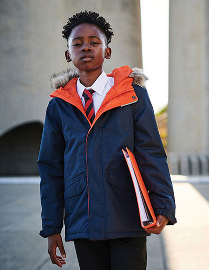 Kids Cadet Insulated Parka | Regatta