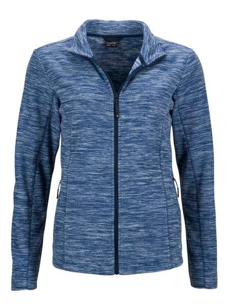 Ladies` Fleece Jacket | James & Nicholson