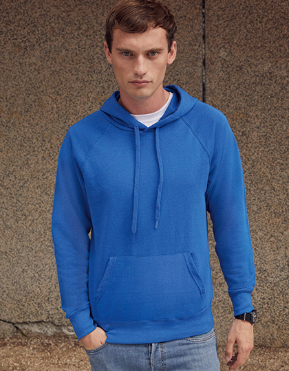 Lightweight Hooded Sweat | Fruit of the Loom