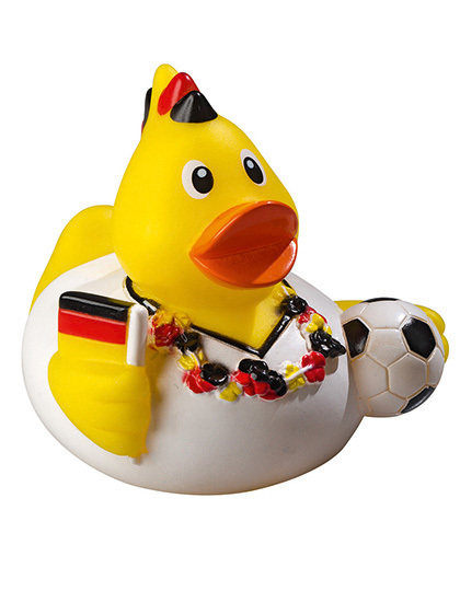 Quietsche-Ente Fußballfan | mbw