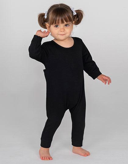 Baby Playsuit Longsleeve   JHK