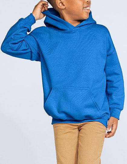 Heavy Blend™ Youth Hooded Sweatshirt   Gildan