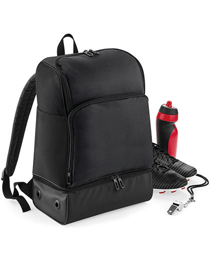 Hardbase Sports Backpack | BagBase