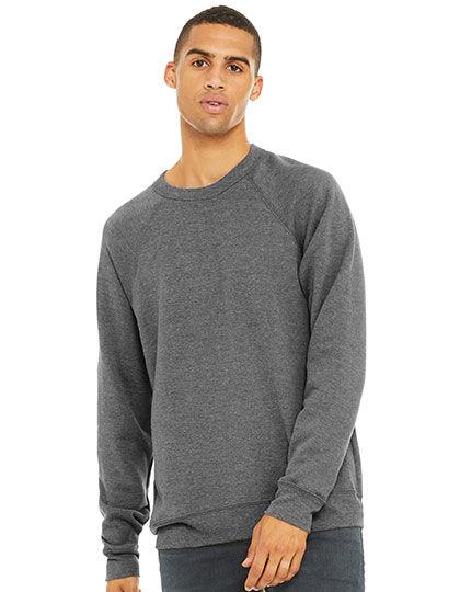 Triblend Sponge Fleece Sweatshirt | bella+canvas