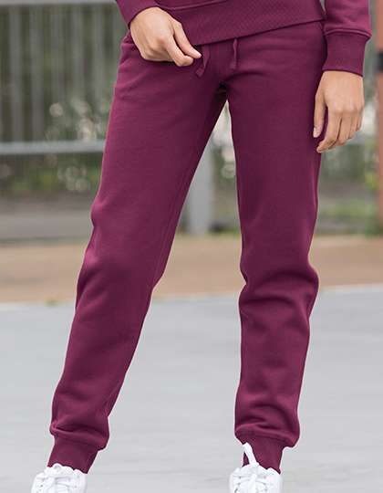Ladies Slim Cuffed Jogger | SF Women