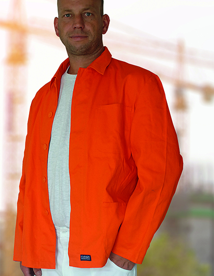 Classic Long Work Jacket | Carson Classic Workwear