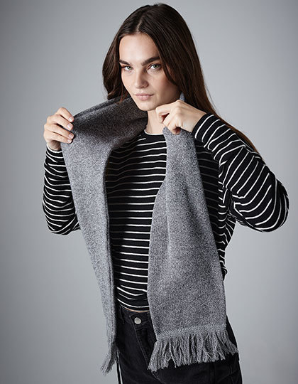 Classic Knitted Scarf | Beechfield