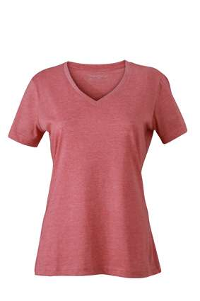 Ladies´ Heather T-Shirt | James & Nicholson