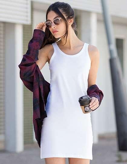 Ladies Stretch Vest Dress | SF Women