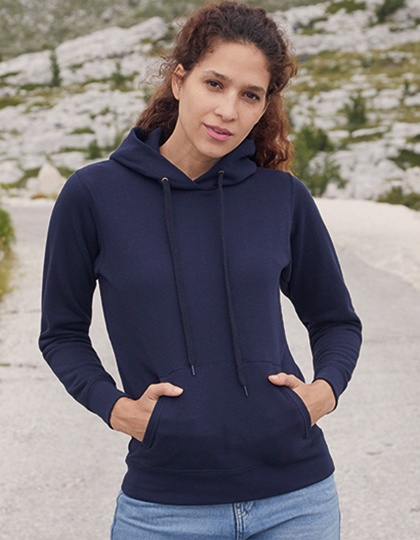 Classic Hooded Sweat Lady-Fit | Fruit of the Loom