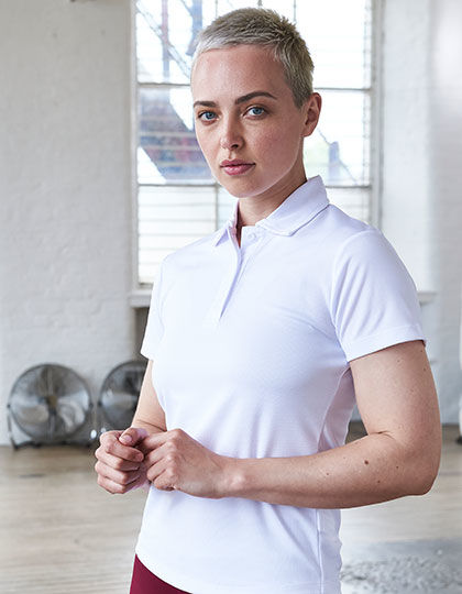 Girlie Cool Polo   Just Cool