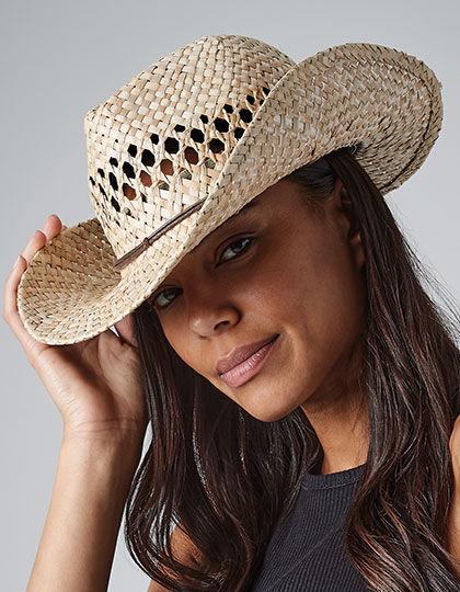Straw Cowboy Hat | Beechfield