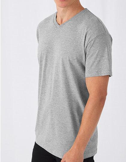 T-Shirt Exact V-Neck | B&C