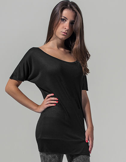 Ladies Viscose Tee | Build Your Brand
