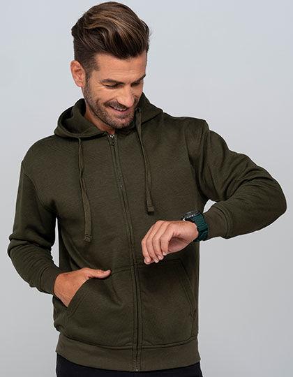 Hooded Sweater | JHK