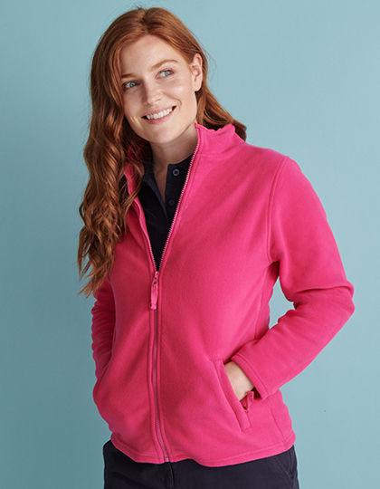 Ladies Microfleece Jacket | Henbury