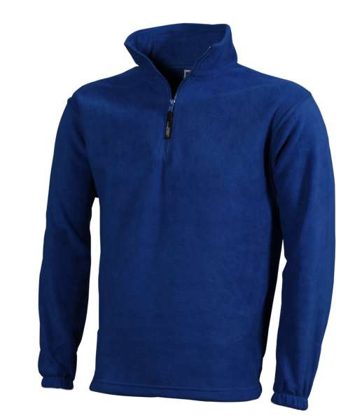 Half-Zip Fleece | James & Nicholson