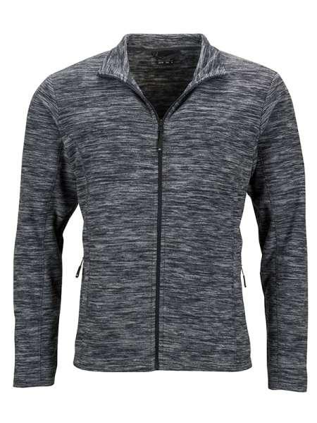 Men`s Fleece Jacket | James & Nicholson