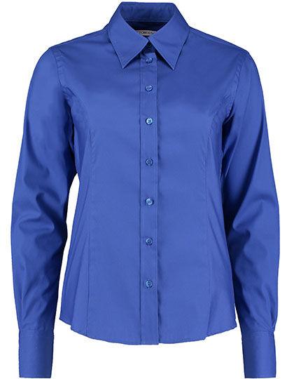 Women´s Corporate Oxford Shirt Long Sleeve   Kustom Kit