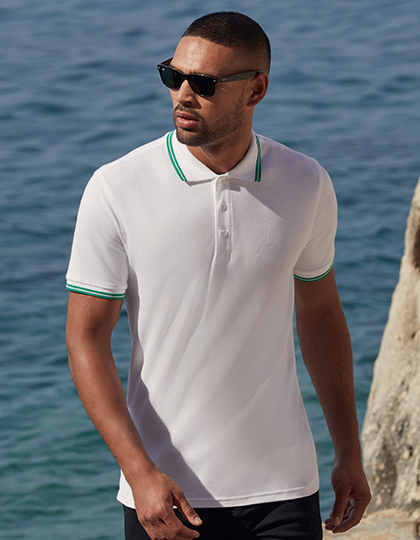 Tipped Polo | Fruit of the Loom