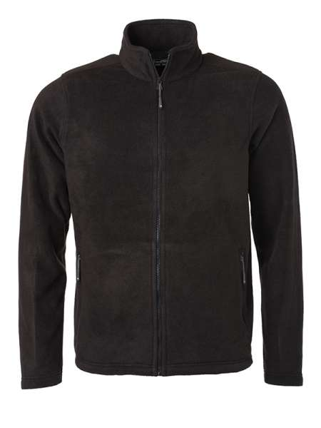 Men´s Fleece Jacket | James & Nicholson