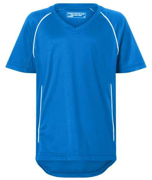 Team Shirt Junior | James & Nicholson