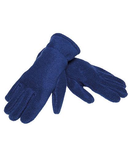 Damen Herren Handschuhe Fleece Promo Gloves von Printwear #