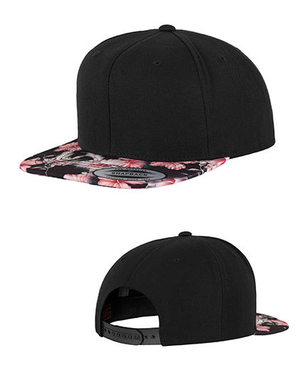 Floral Snapback | FLEXFIT