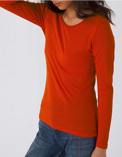 Inspire Long Sleeve T / Women | B&C