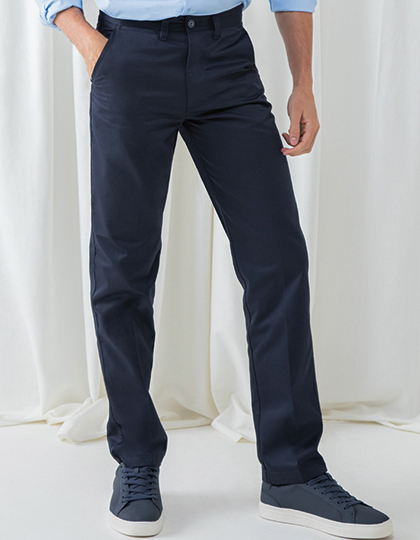 Men's 65/35 Chino Trousers   Henbury