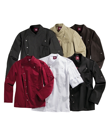 Chef´s Jacket Turin Lady Classic | CG Workwear