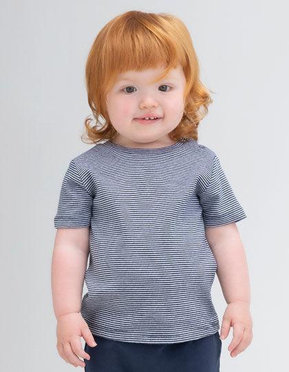 Baby Striped  T | Babybugz