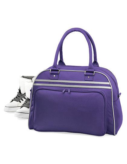 Retro Bowling Bag | BagBase