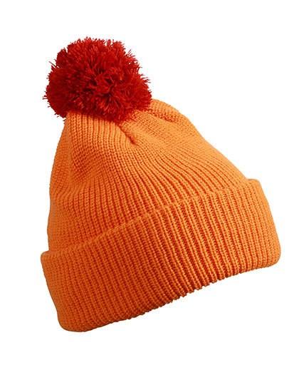 myrtle beach-Pompon Hat with Brim