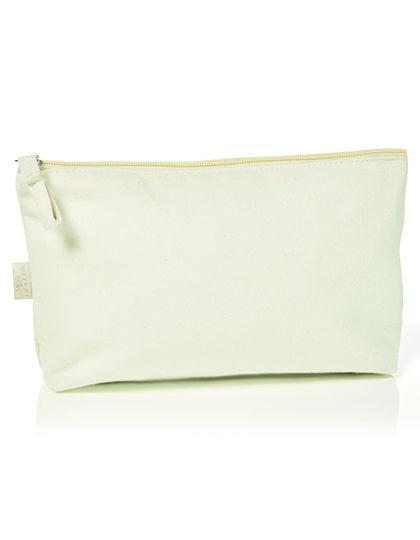 Zipper Bag Organic M   Halfar